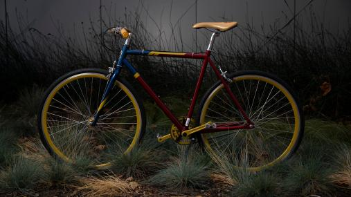 Captain Marvel Bike - Schwinn - MSRP: $349.99