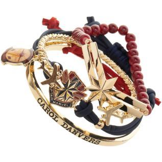 Captain Marvel Bracelets