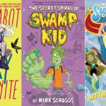 Win a Trio of DC Super Hero Books for Kids
