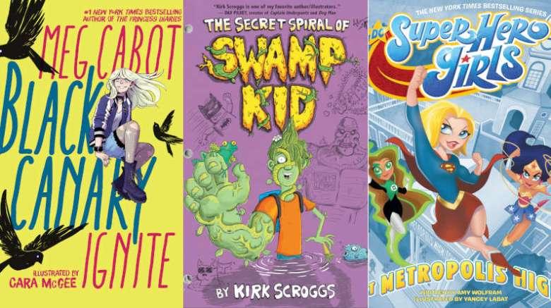 DC Kids Books