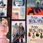 Win $140 Worth of Graphic Novels and Books