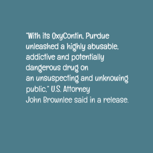 HeroinDoesntCare.org OxyContin Purdue