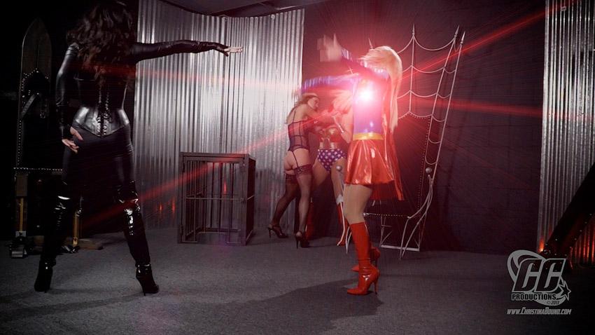 UPDATED Christina Carters Super Heroine Peril 2  Heroine Movies
