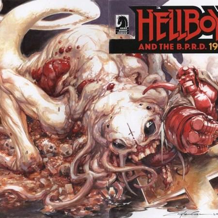 100 Hellboy Project - Hero Initiative