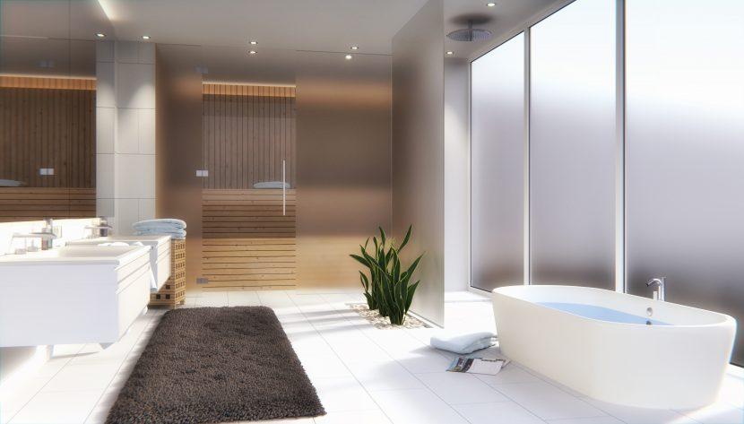 Badezimmerfenster Milchglas oder Folie als Sichtschutz