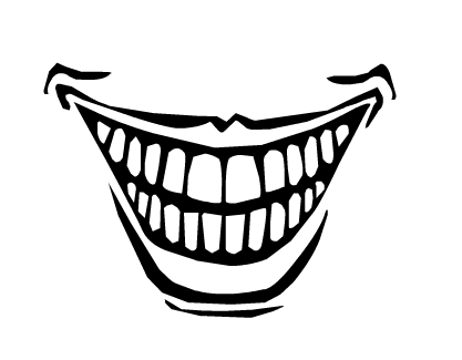 Hm3 Scary Clown Mouth Heromachine Character Portrait Creator