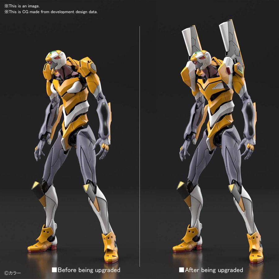 RG Evangelion ProtoType Unit-00 DX Positron Sniper Rifle Set - Heromic