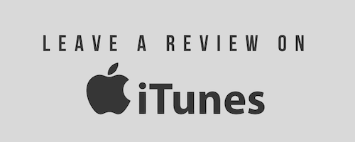 HERO Podcast itunes Review Button » HERO Movement