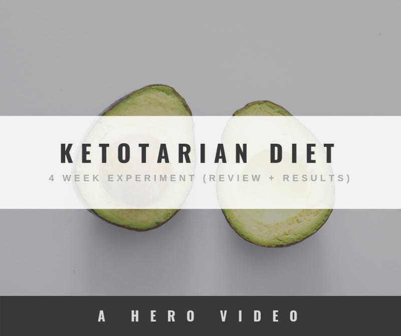 Ketotarian Diet HERO Movement