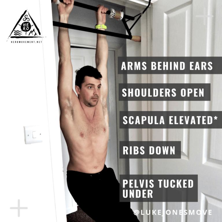 HERO Movement Hang Shoulder Mobility
