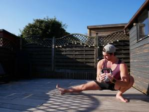Kettlebell Mobility Routine