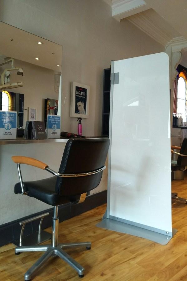 Salon Hygiene Panel