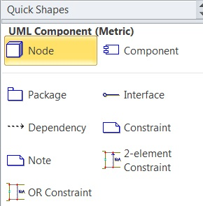 visio uml component diagram spider tool and notations in 2010