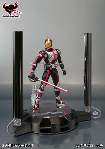 S.H.Figuarts Kamen Rider 555 Glowing Stage Set