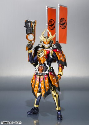 S.H.Figuarts Kamen Rider Gaim Kachidoki Arms