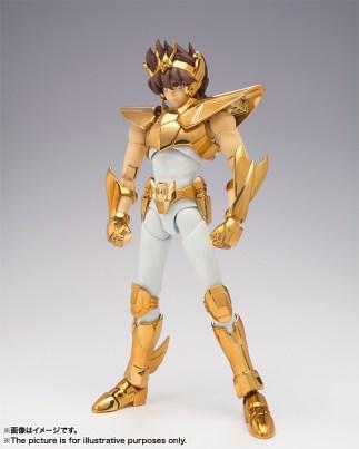 Myth Cloth EX Pegasus Seiya (New Bronze Cloth) ~Kurumada Masami Nekketsu-ga Michi 40th Anniversary Edition~