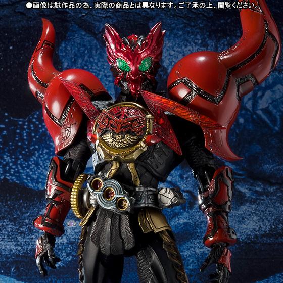 S.I.C. Kamen Rider OOO TaMaShii Combo