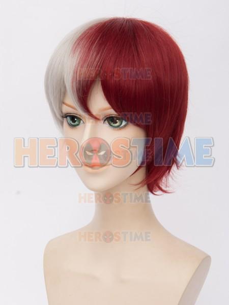Todoroki Shoto My Hero Academia Short Cosplay Wig