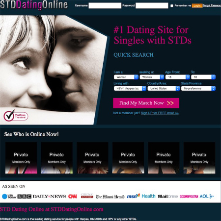HPV Dating Site And Herpes Dating Site? 2