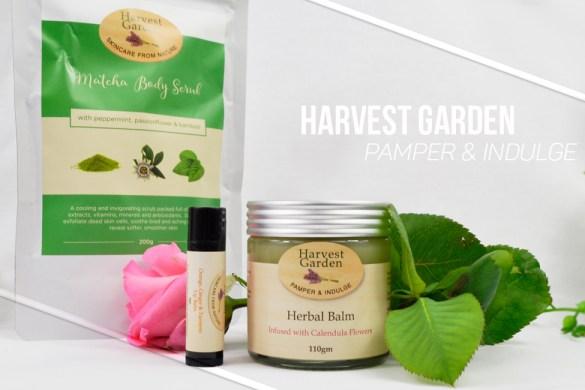 Harvest Garden Skincare from nature