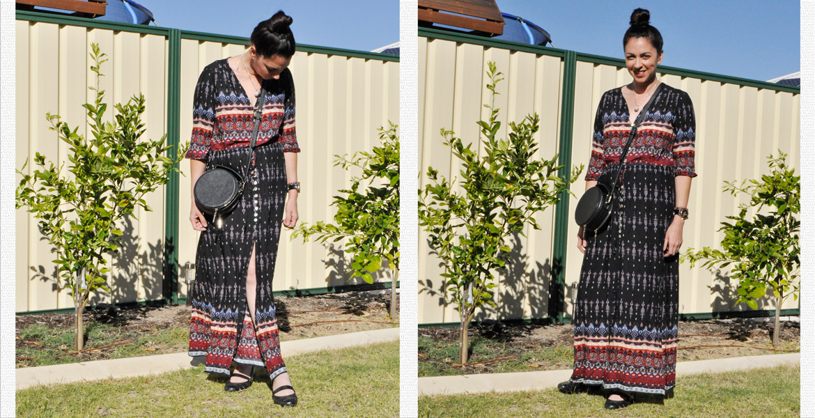 JustFashionNow Boho Dress