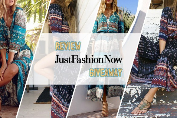 JustFashionNow Review and Giveaway