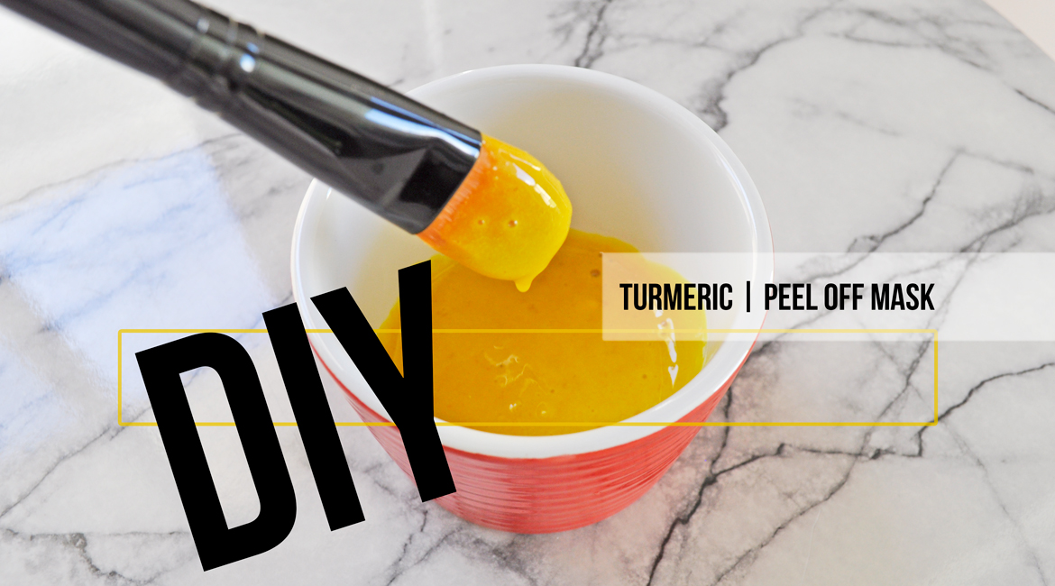 Turmeric Peel Off Mask