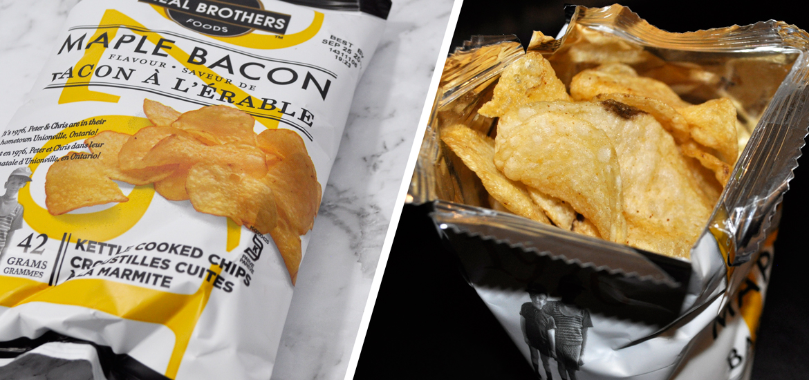 Neal Brothers Maple Bacon Chips