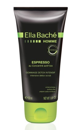 Ella Baché Men's Anti Fatigue Espresso Detox Scrub
