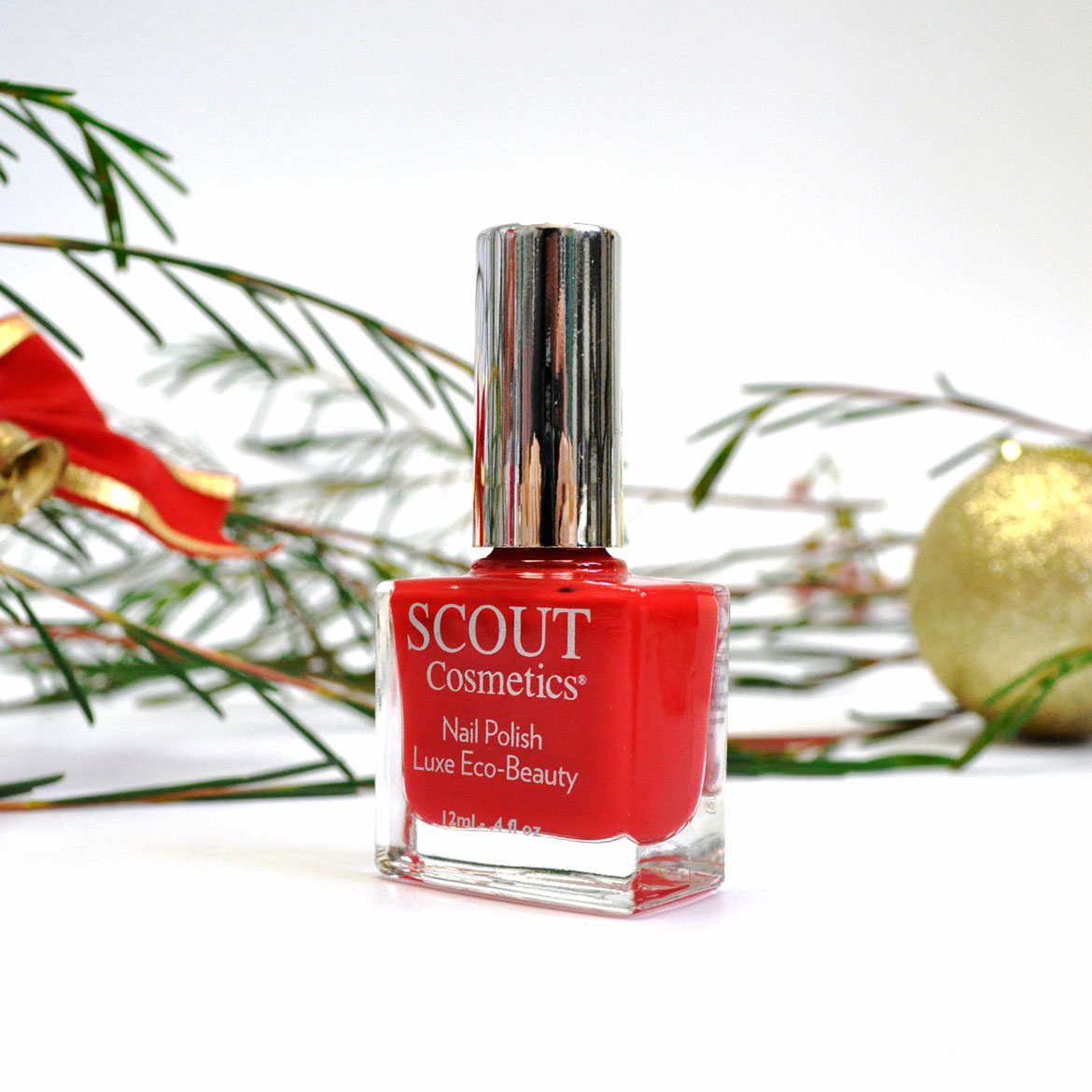 Scout Cosmetics Eco-Luxe Breathable Nail Polish