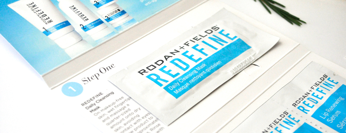 Rodan + Fields Daily Cleansing Mask
