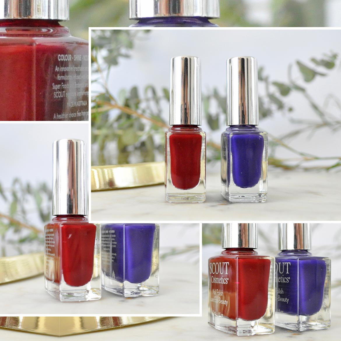 Scout Cosmetics Nailpolish