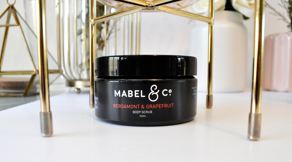 Mabel & Co Bergamont & Grapefruit Body Scrub
