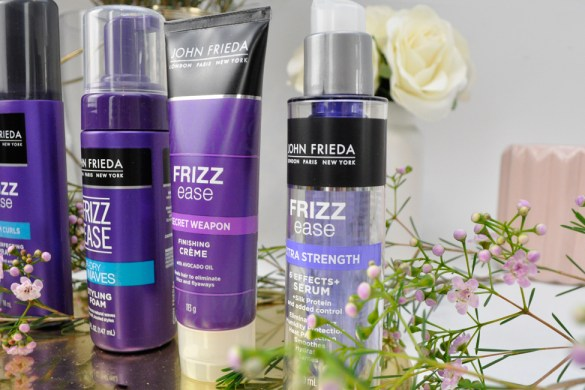 John Frieda Frizz Ease Range