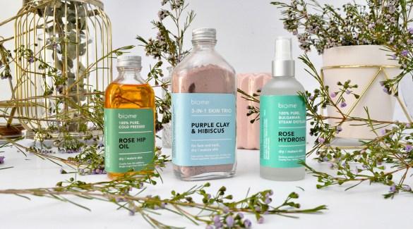 Biome Dry Mature Skin Pack