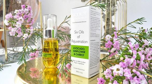 Six Oils of Rejuvenation