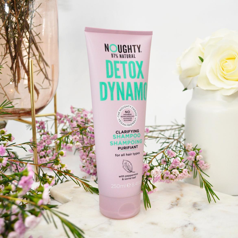 NoughtyDetox Dynamo Clarifying Shampoo