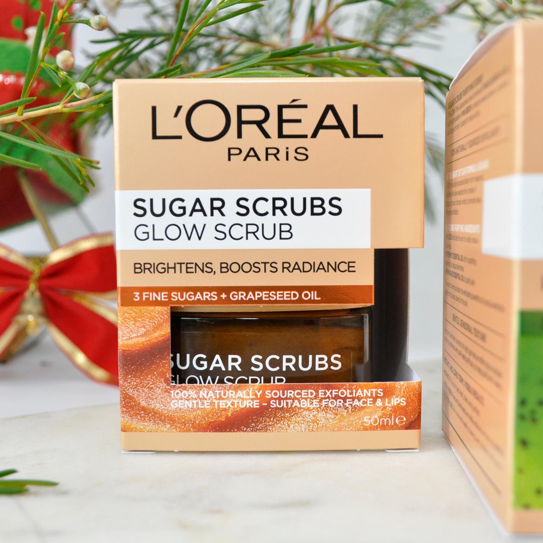 L'Oréal Paris Sugar Scrubs Glow Scrub