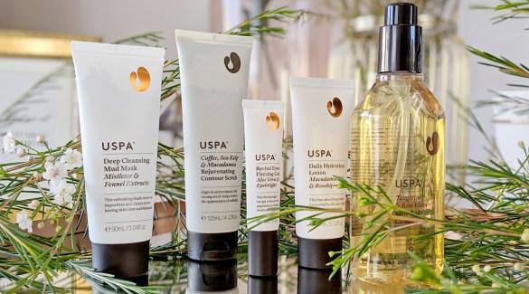 Uspa | Natural Skincare