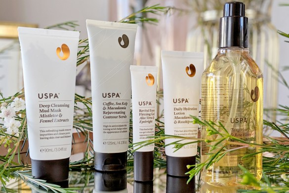 Uspa | Natural Skincare