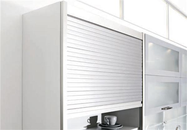 Persiana plstica Rauvolet para mueble de cocina