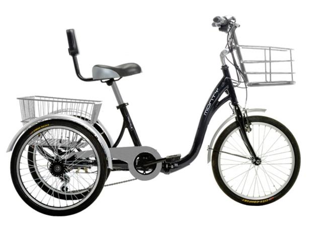 Triciclo 608 Monty