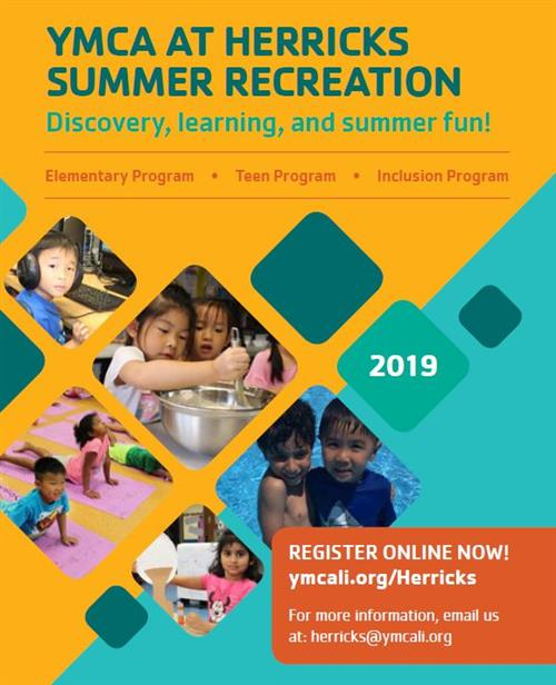 YMCA Summer Recreation at Herricks  Summer Recreation