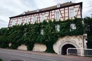 Sehenswürdigkeit Fronhof mit Fronbogen