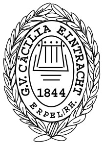 Logo Gesangsverein Cäcilia-Eintracht