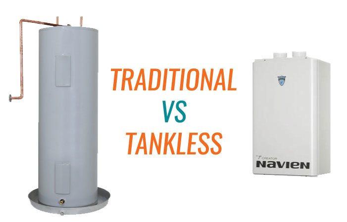 Boiler Vs Water Heater Facias