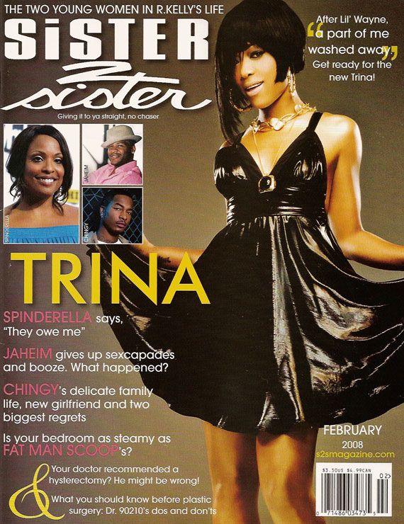 Sister2Sister Magazine Interview with Nora W. Coffey image 01