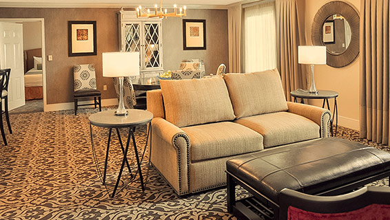 how to make a hotel sofa bed more comfortable fabric reclining sectional sofas suites | hershey lodge