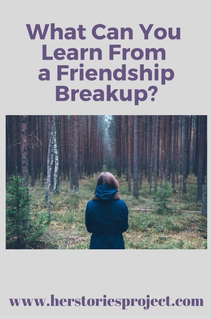 friendship breakup lessons