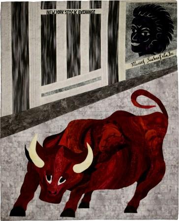 Mickie's Bull © Margaret Fetterhoff